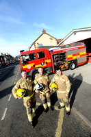 Retained Firefighters