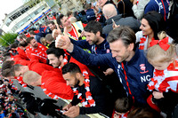 Lincoln City Promotion Parade