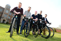Doddington Cycle Event Launch