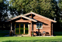 Marris Farm Log Cabin