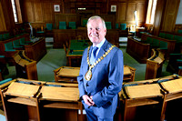 Chairman Michael Brookes