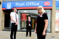 PRINT SIZE FILES: Gainsborough Post Office
